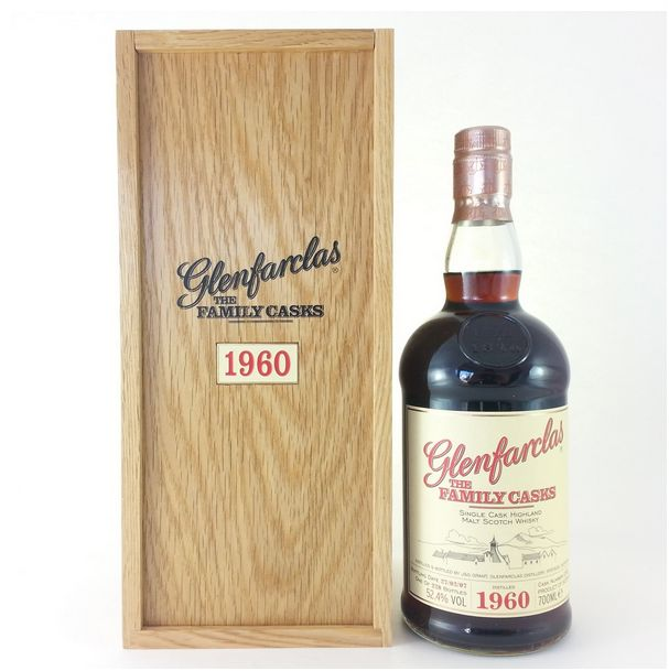 Glenfarclas 1960