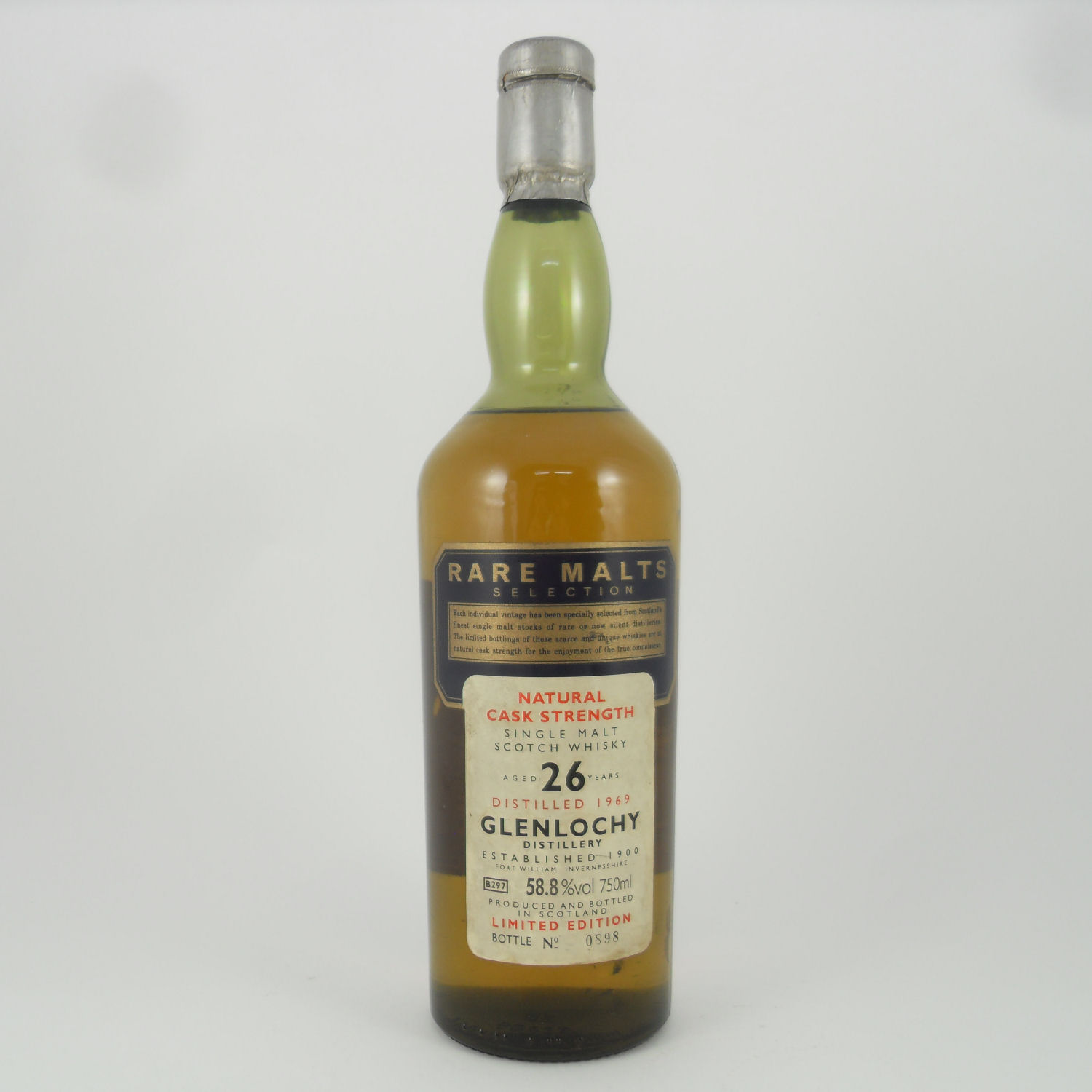 Glenlochy Scotch Whisky