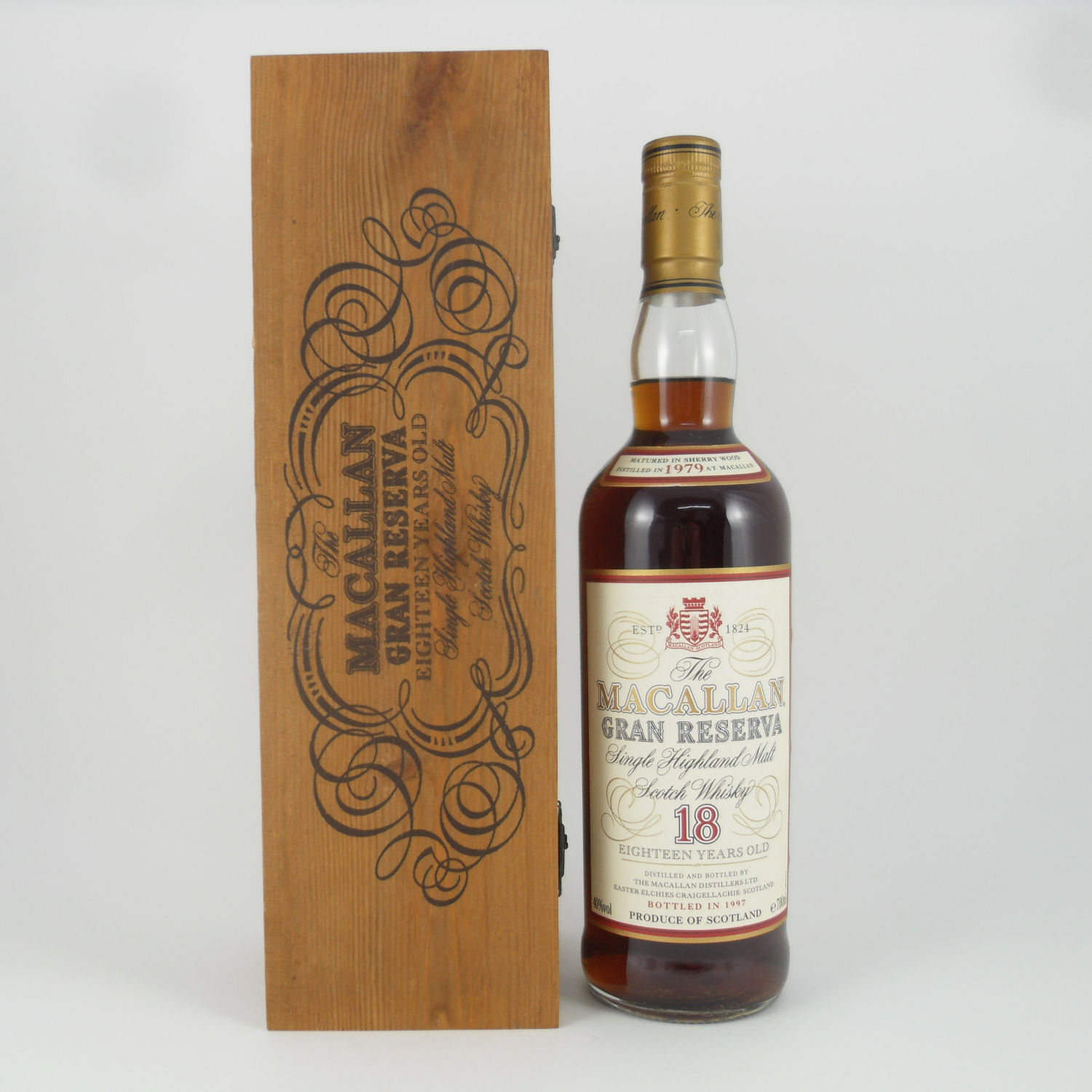 Macallan Scotch Whisky